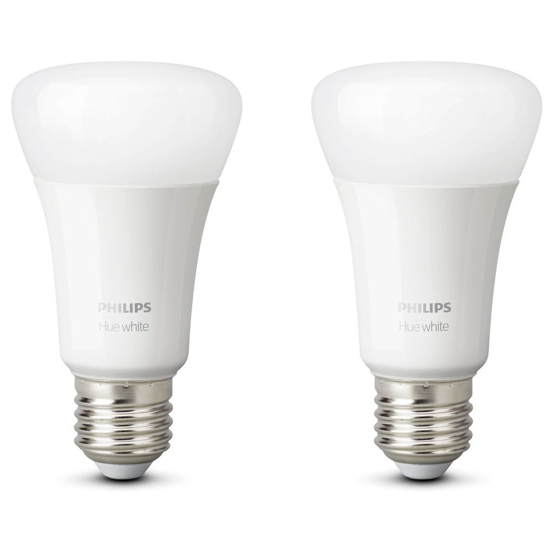 Philips Hue Bluetooth White LED E27 9.5 W Doppelpack - CL120609
