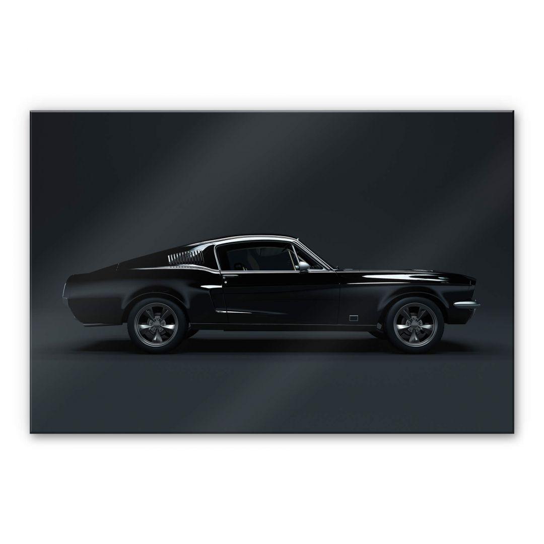 Acrylglasbild - Muscle Car - WA288393