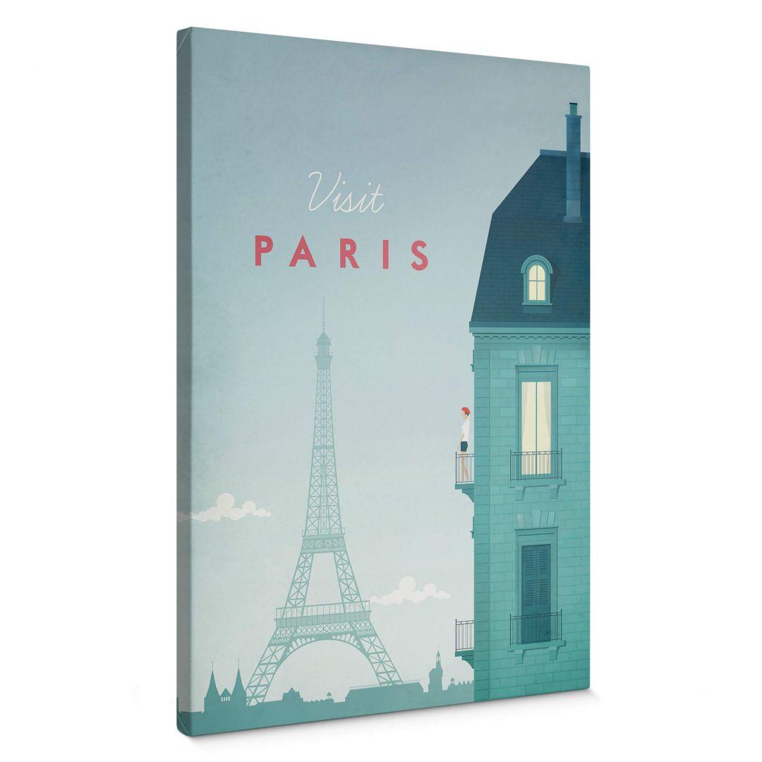 Leinwandbild Rivers - Paris - WA254657