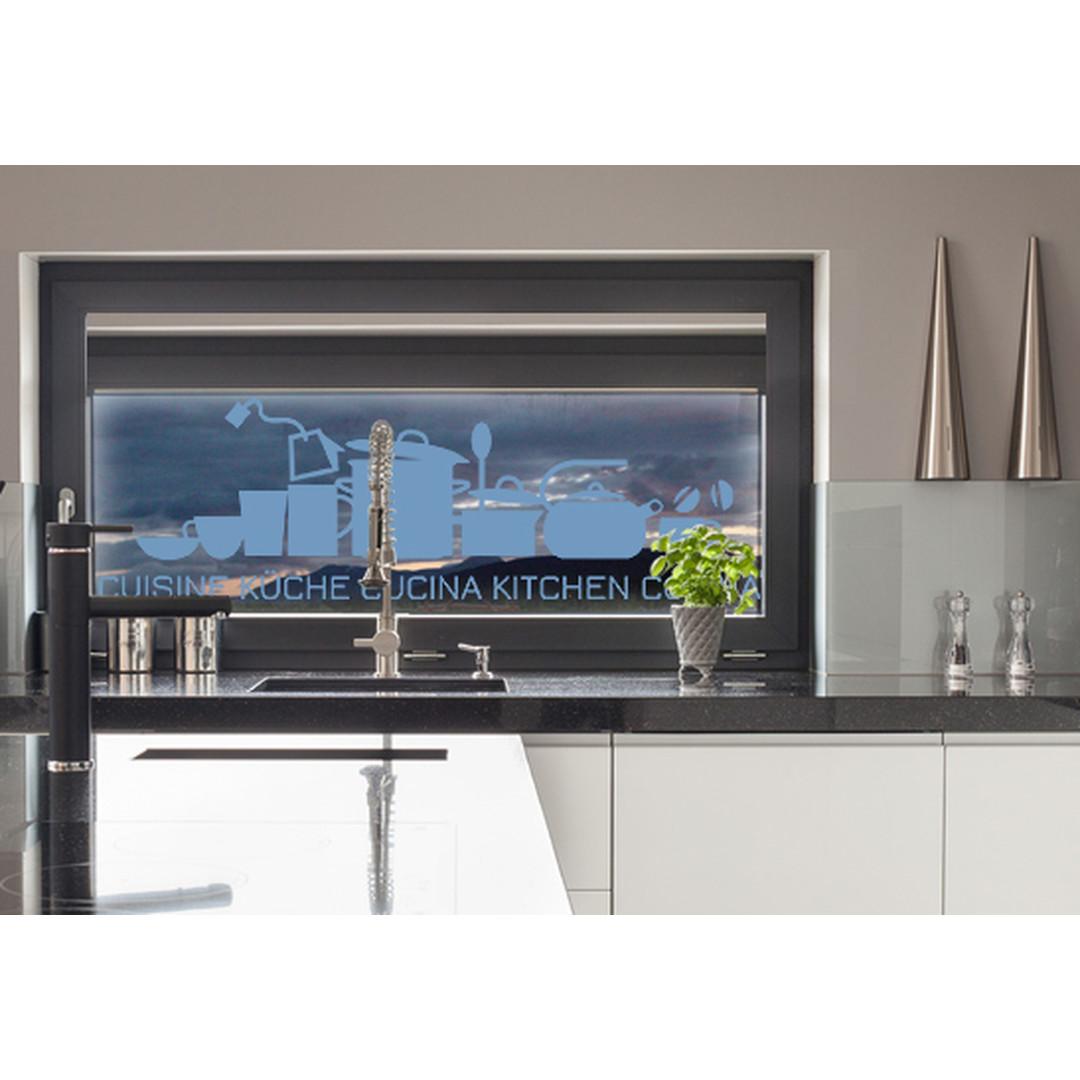 Glasdekor Küche und Cucina - CG10461