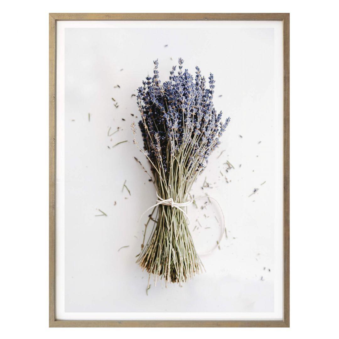 Poster Das Bündel Lavendel - WA257132