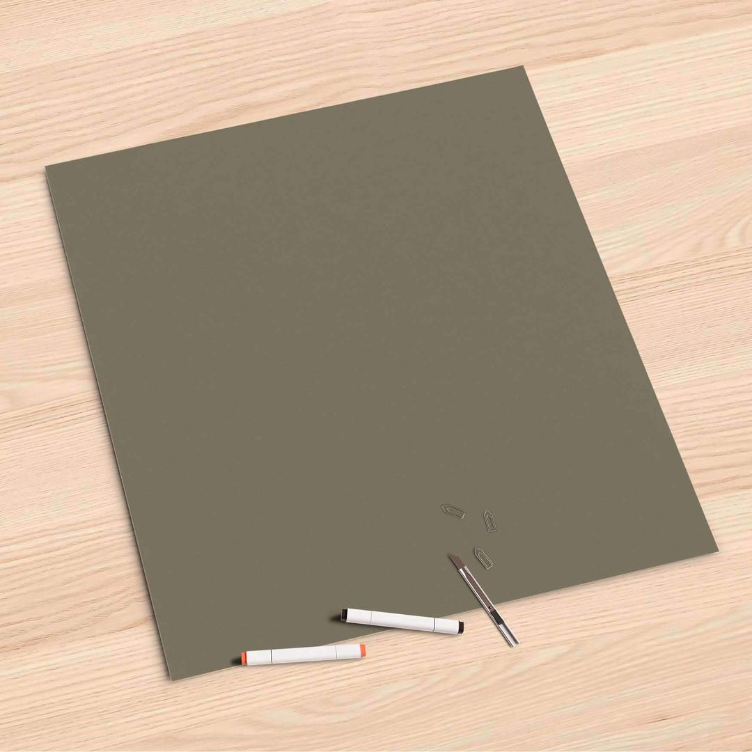 Folienbogen (60x60cm) - Braungrau Light - CR107034