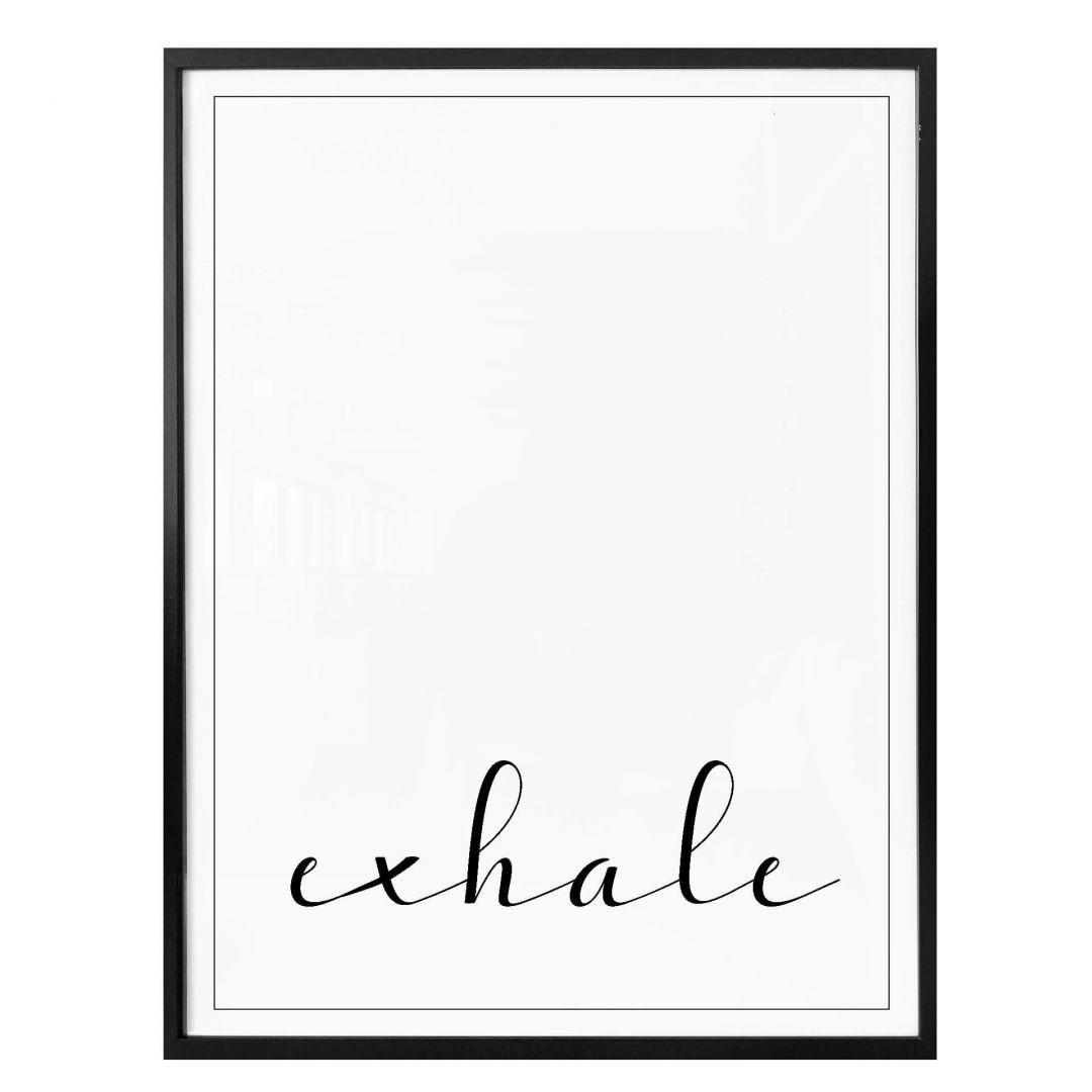 Poster Exhale - WA257370