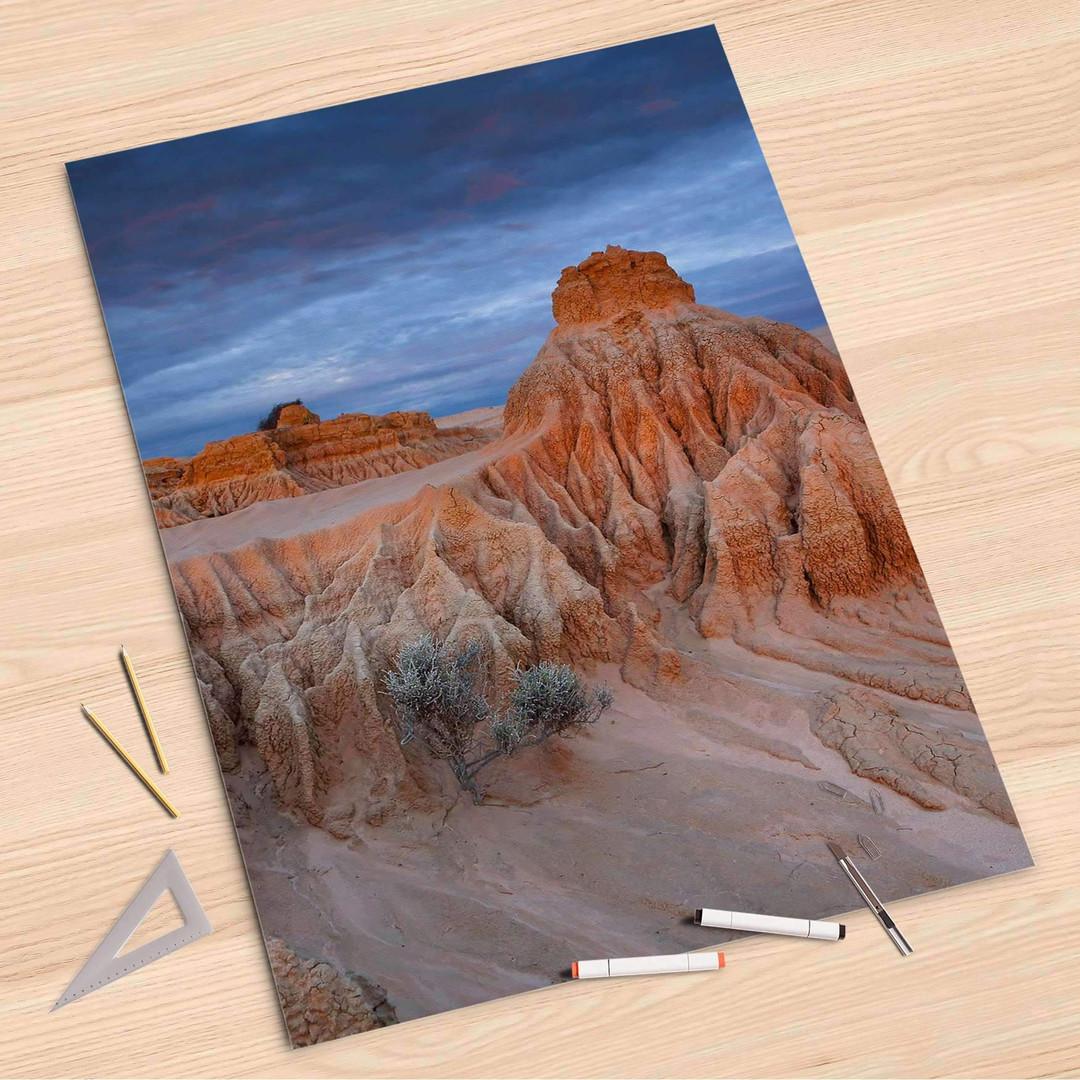Folienbogen (80x120cm) - Outback Australia - CR107388