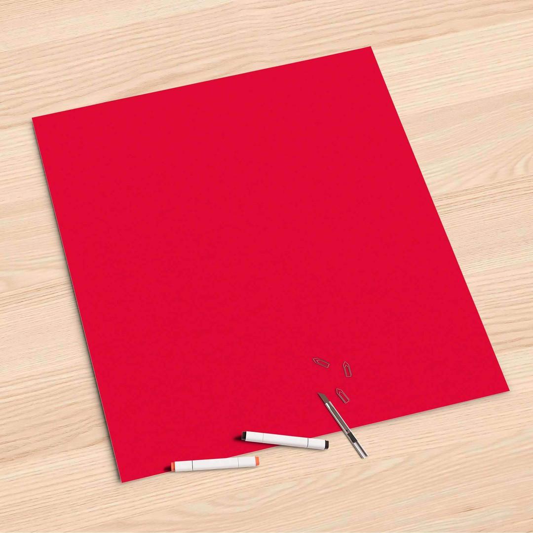 Folienbogen (60x60cm) - Rot Light - CR107176