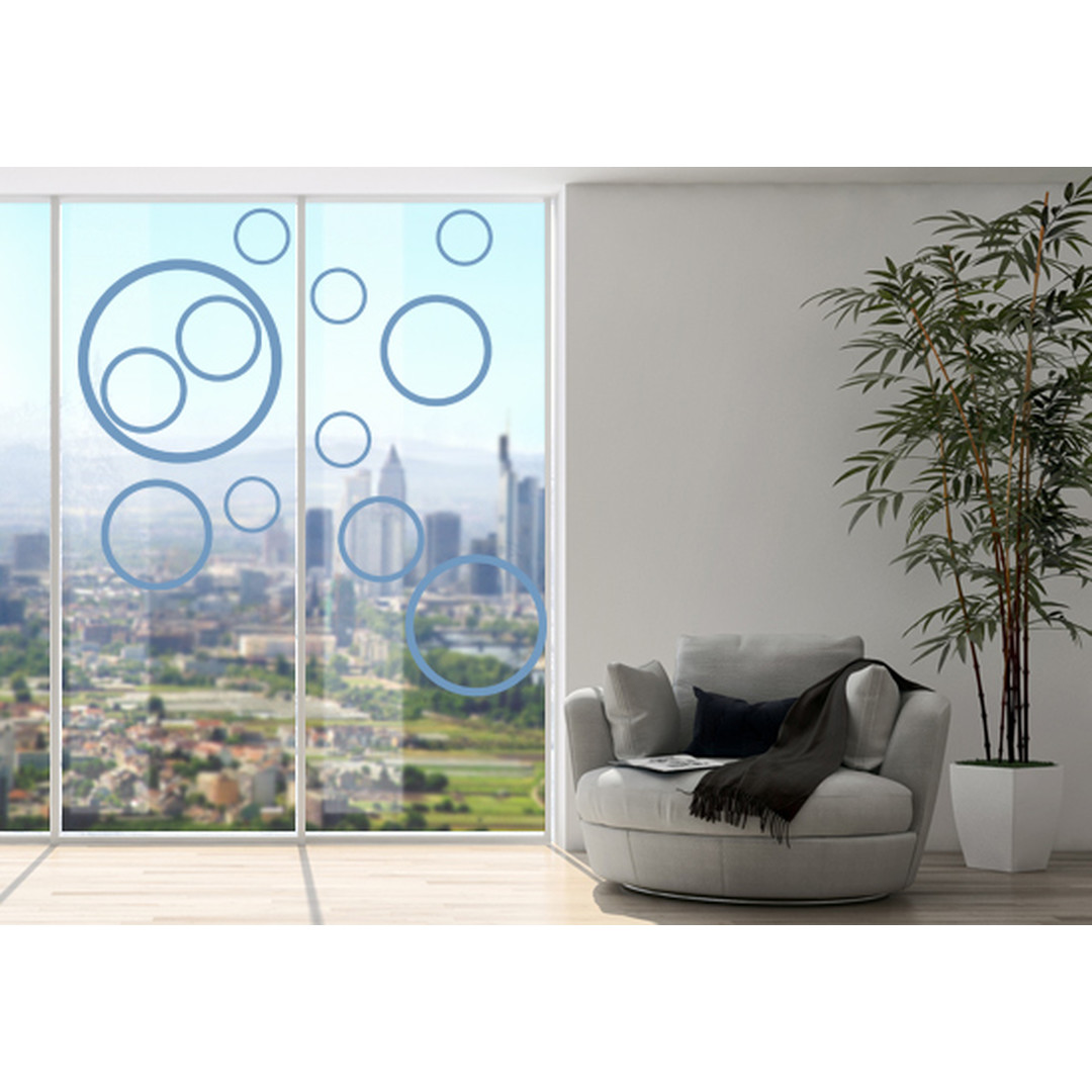 Glasdekor Circles - CG10428