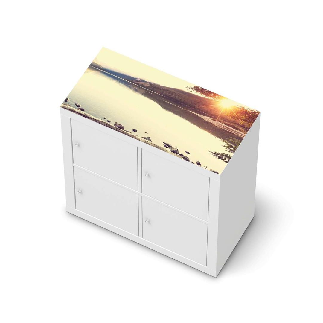 Möbelfolie IKEA Expedit Regal oben - Seaside Dreams - CR114666
