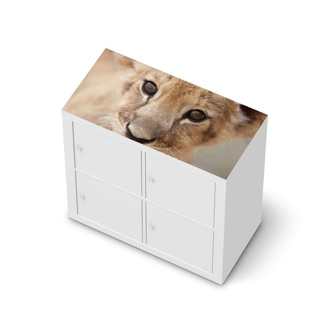 Möbelfolie IKEA Expedit Regal oben - Simba - CR114667