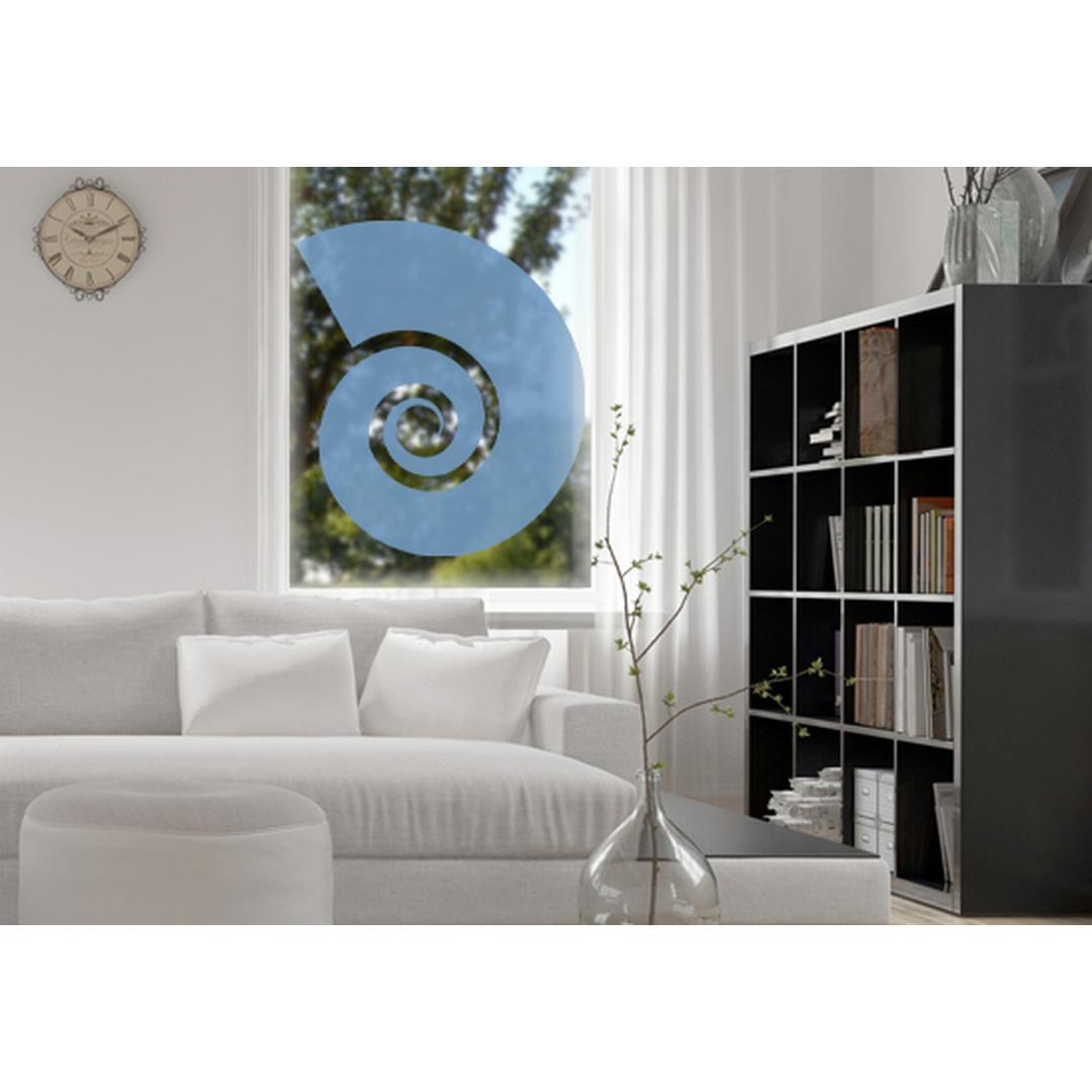Glasdekor Schneckenhaus - CG10397