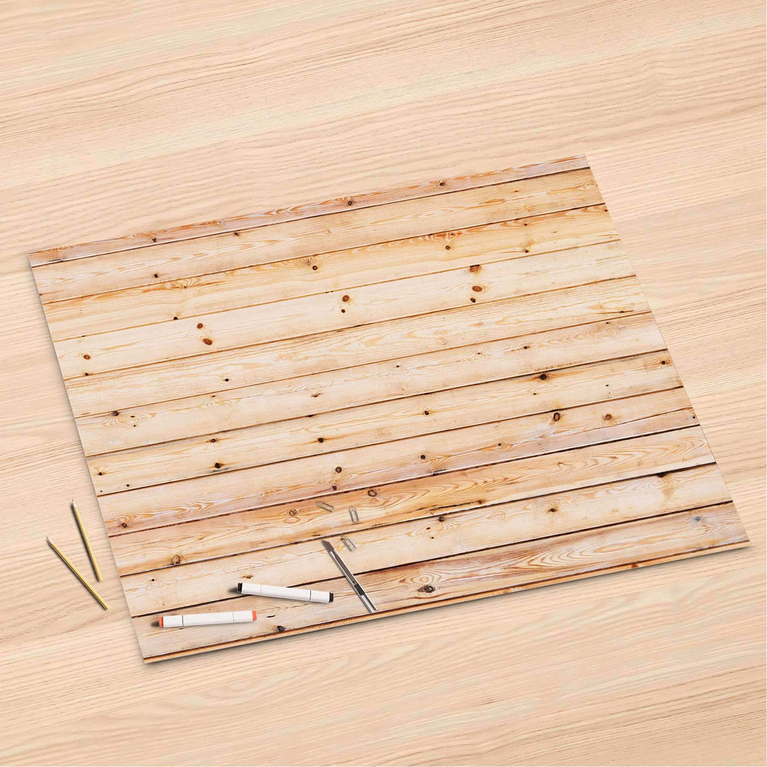 Folienbogen (120x80cm) - Bright Planks - CR106346