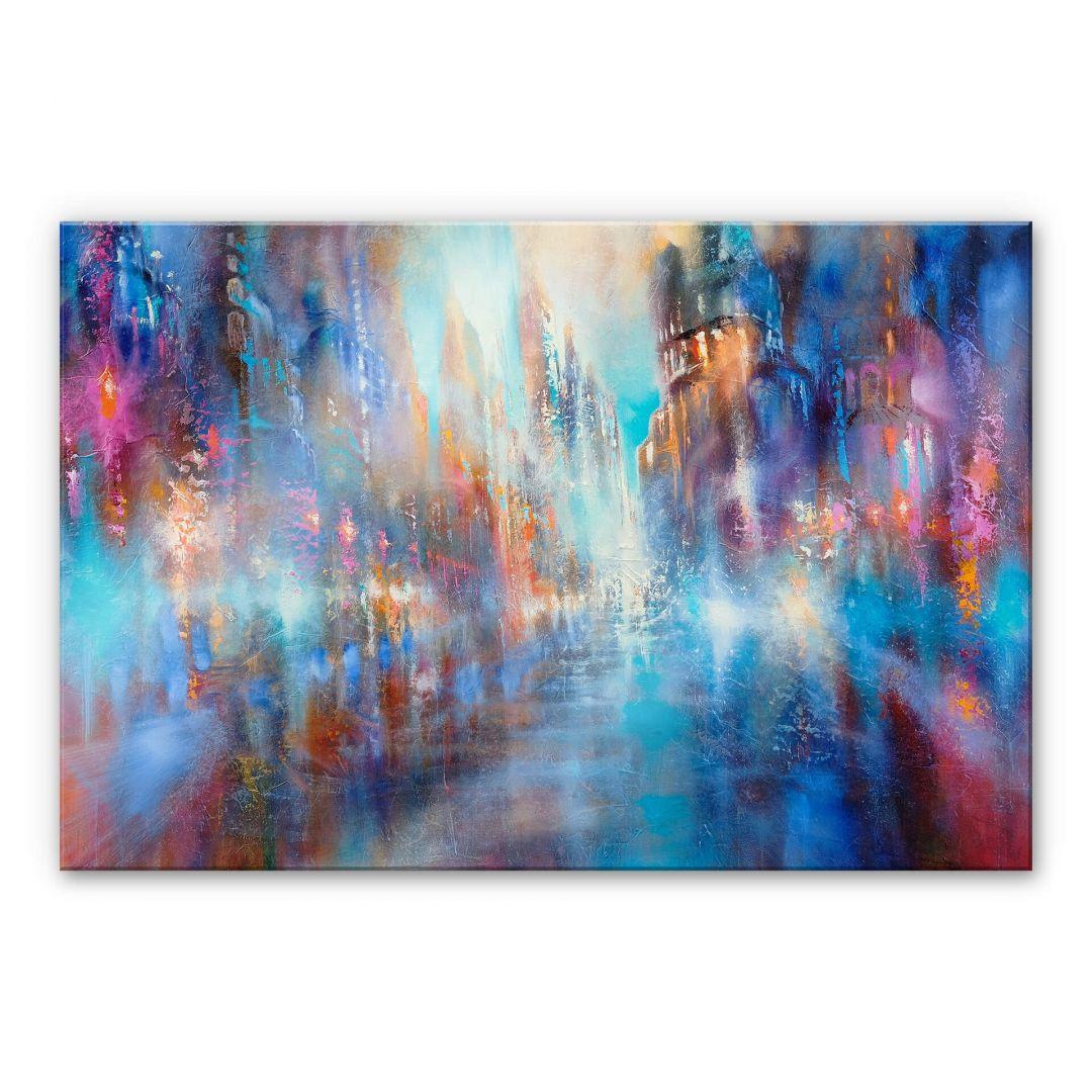 Acrylglasbild Schmucker - In das Licht - WA251877