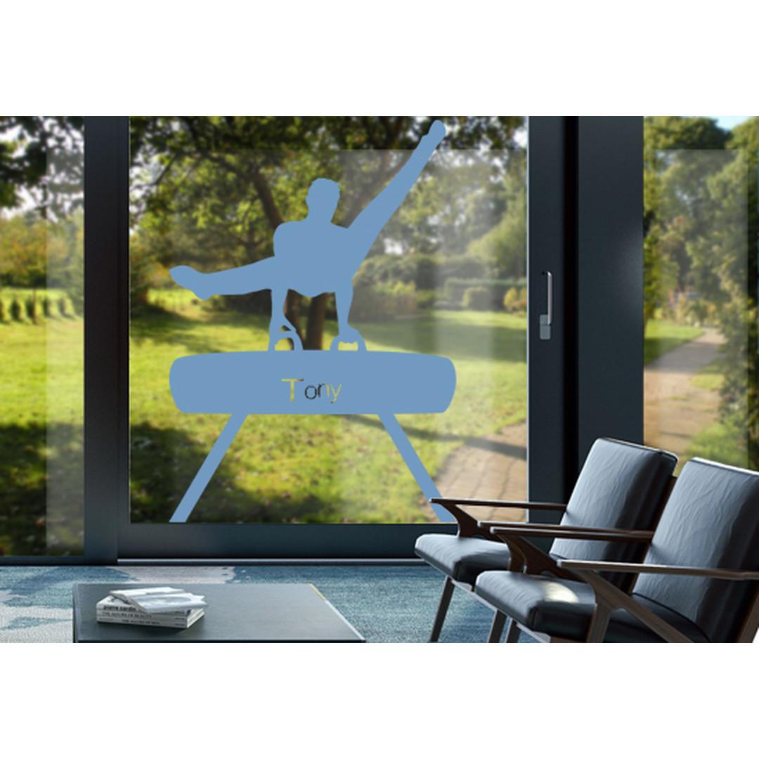Glasdekor Wunschtext Turner - CG10522