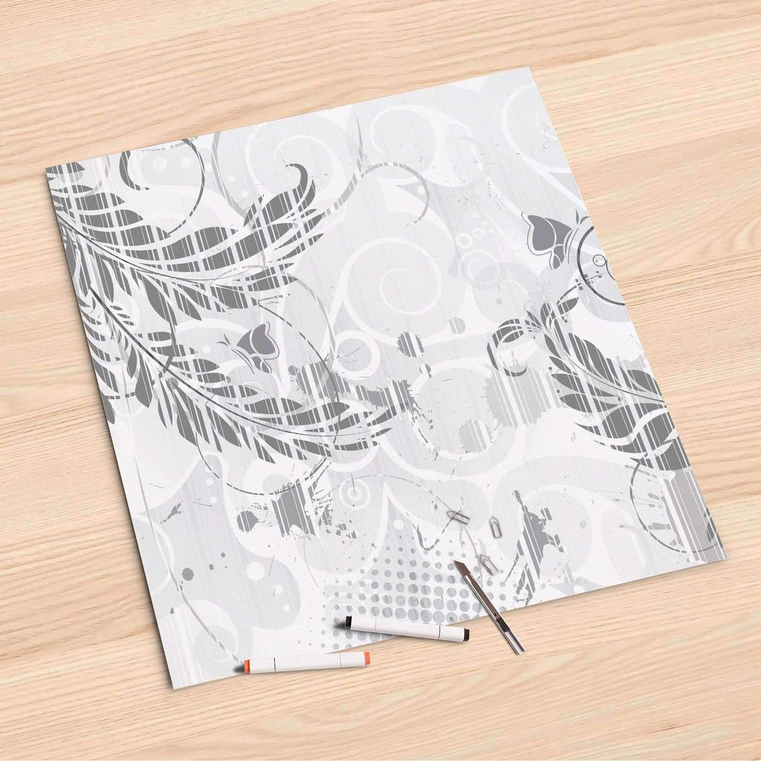 Folienbogen (60x60cm) - Florals Plain 2 - CR107069