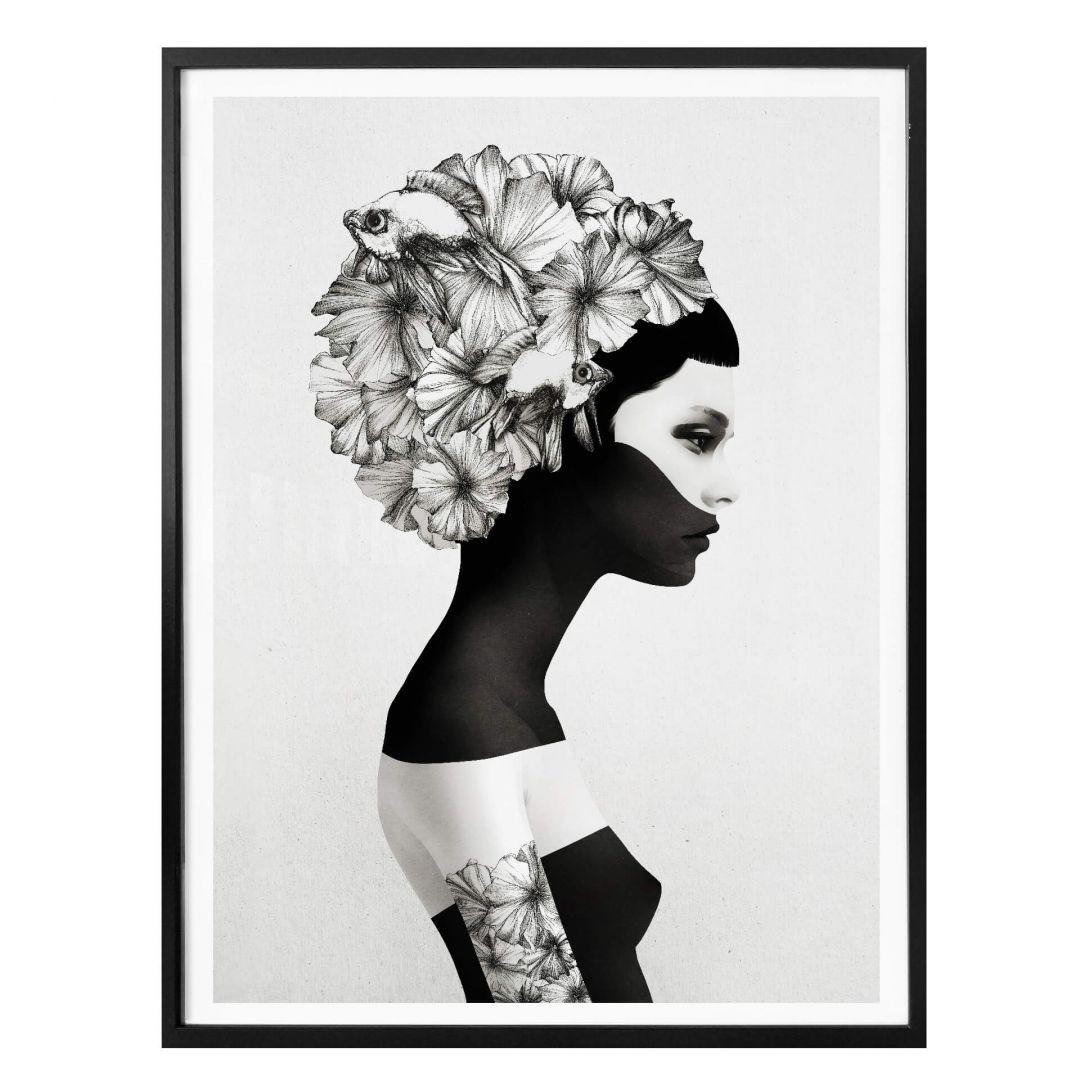 Poster Ireland - Marianna - Hibiskusblüten - WA258125