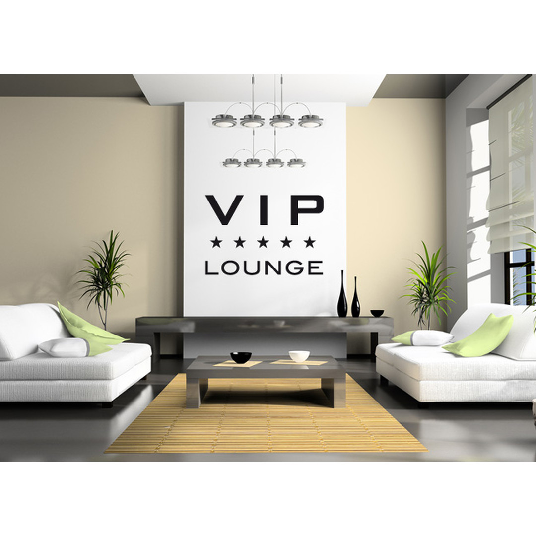 Wandtattoo VIP Lounge 1 - TD16028