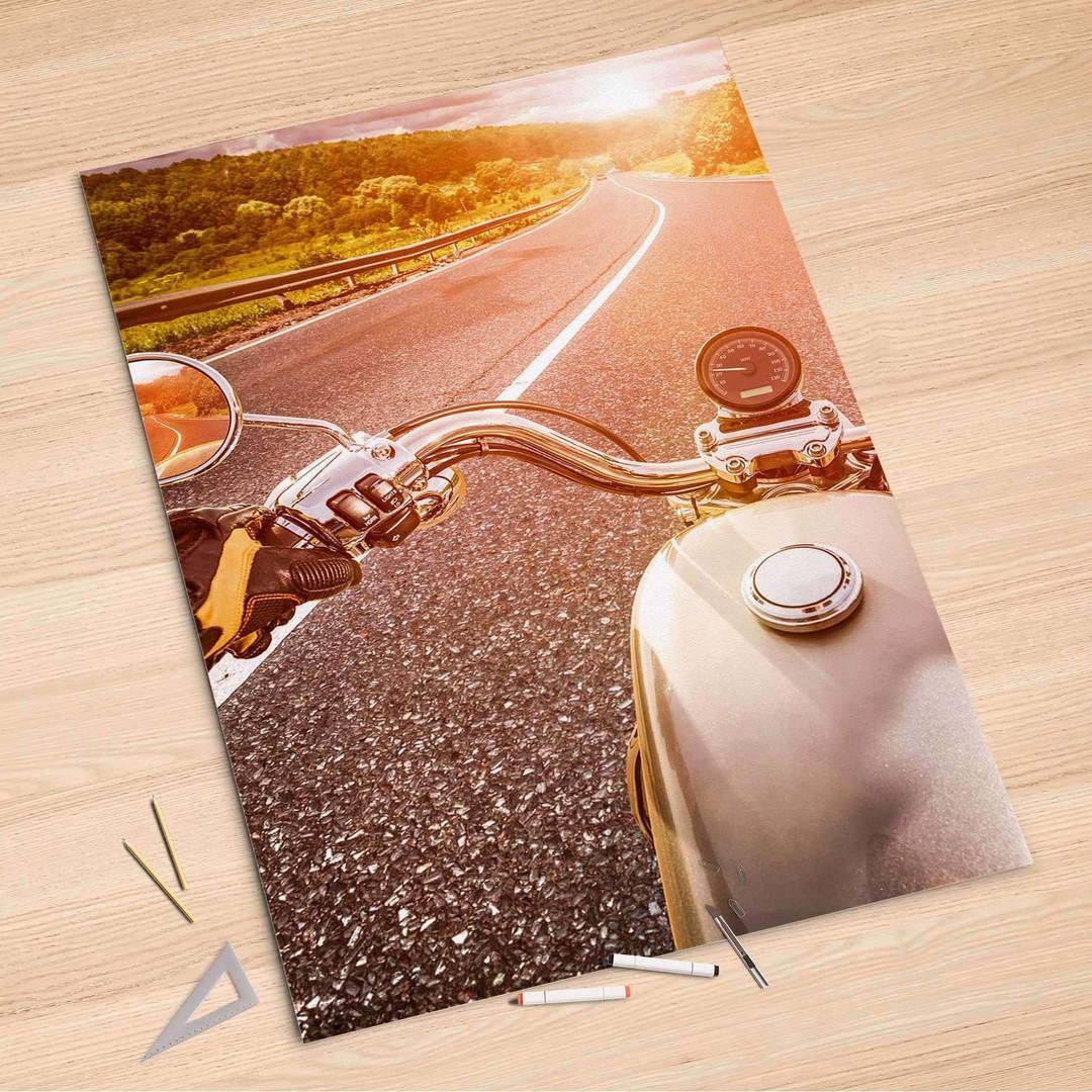 Folienbogen (100x150cm) - Easy Rider - CR106149