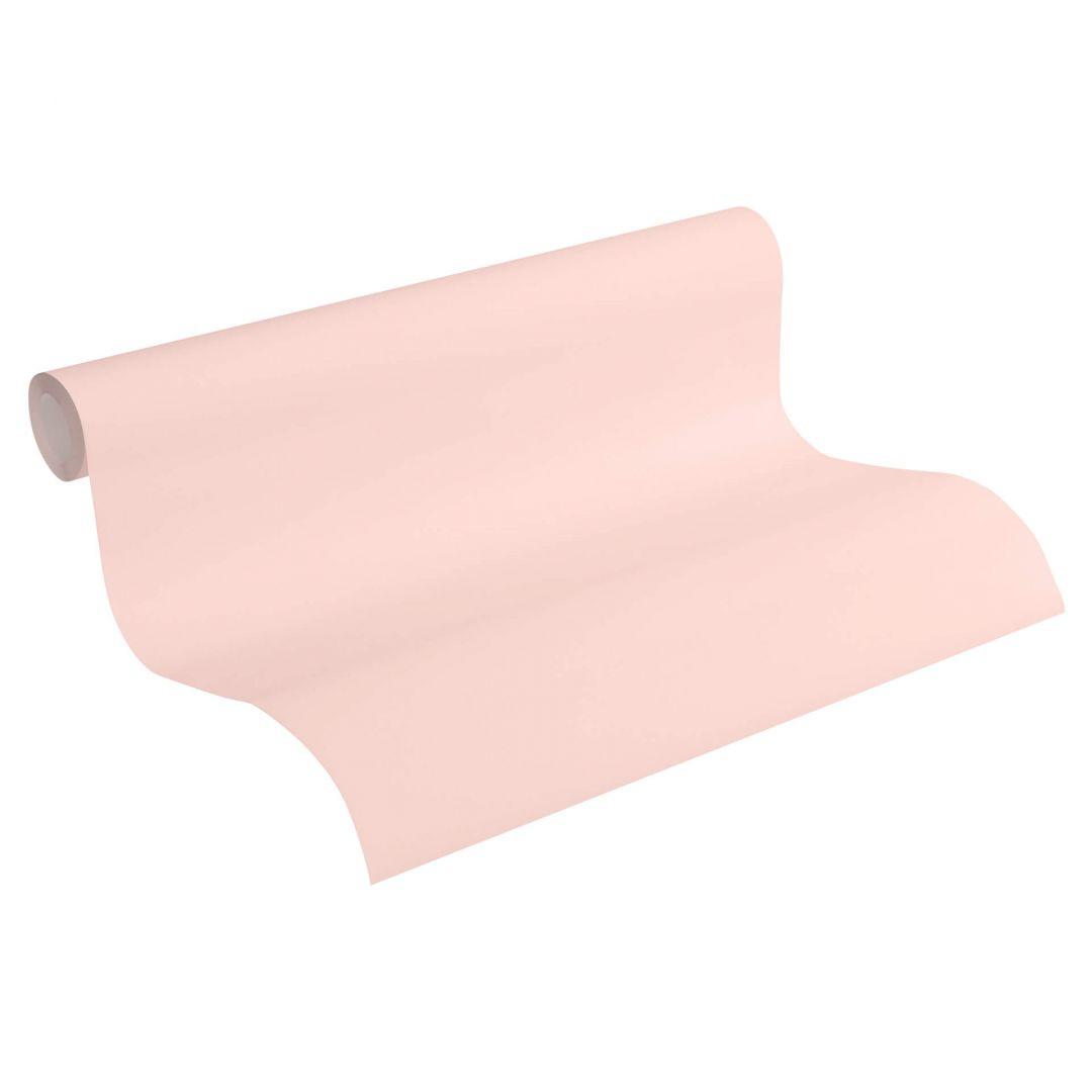 Esprit Vliestapete Tapete Uni rosa - WA252367