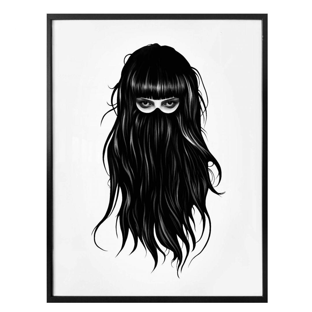 Poster Ireland - It-Girl - Haare - WA258114