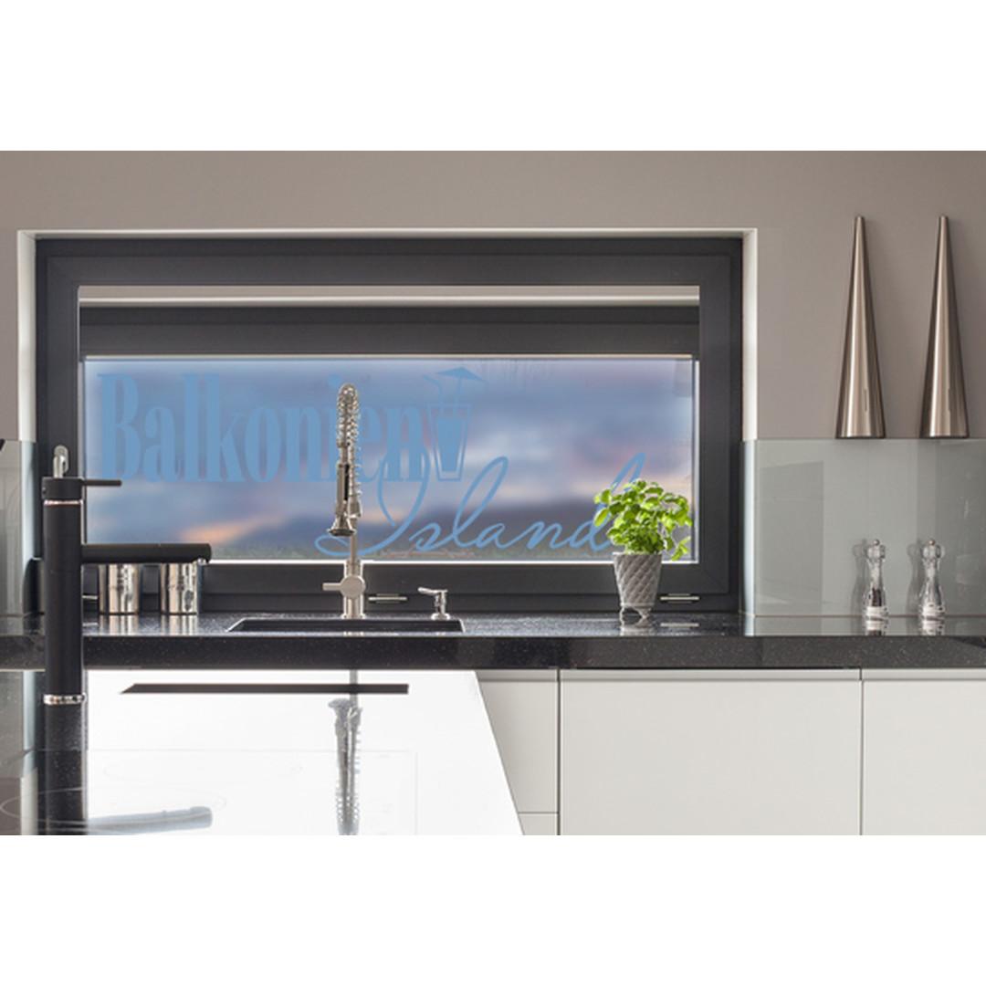 Glasdekor Balkonien Island - CG10243