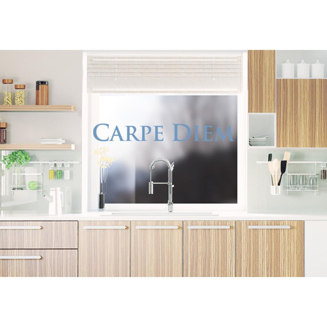 Glasdekor Carpe Diem - CG10382