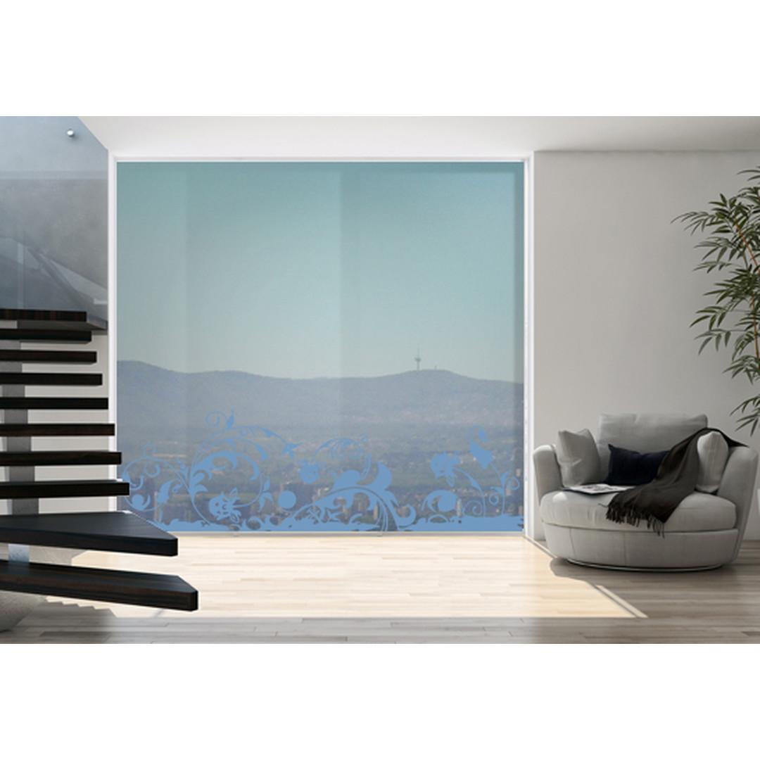 Glasdekor Wilder Garten - CG10285