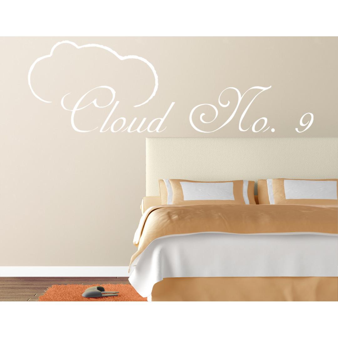 Wandtattoo Cloud No.9 - CG10123