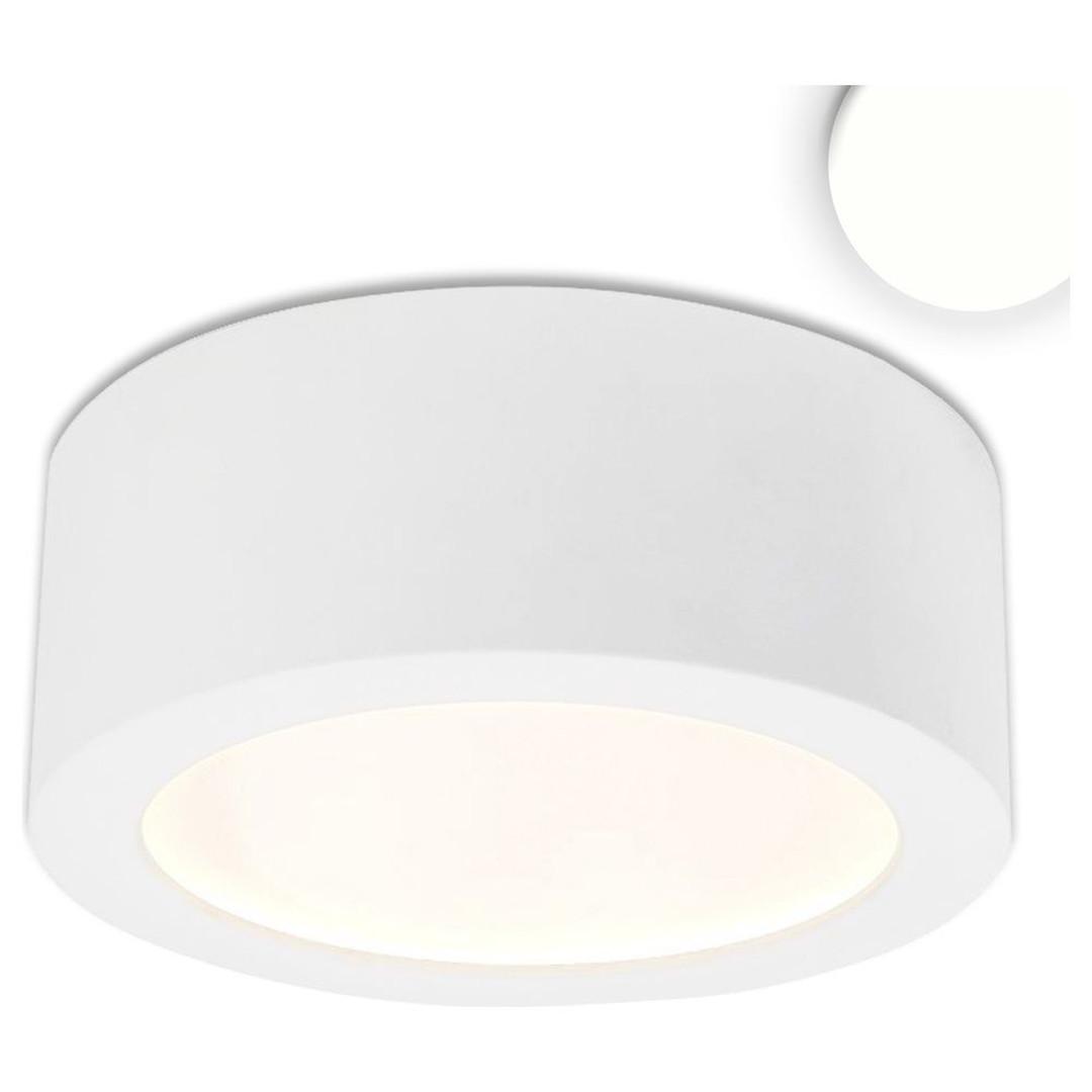 LED Aufbauleuchte LUNA 18W, weiss, indirektes Licht, neutralweiss - CL120492