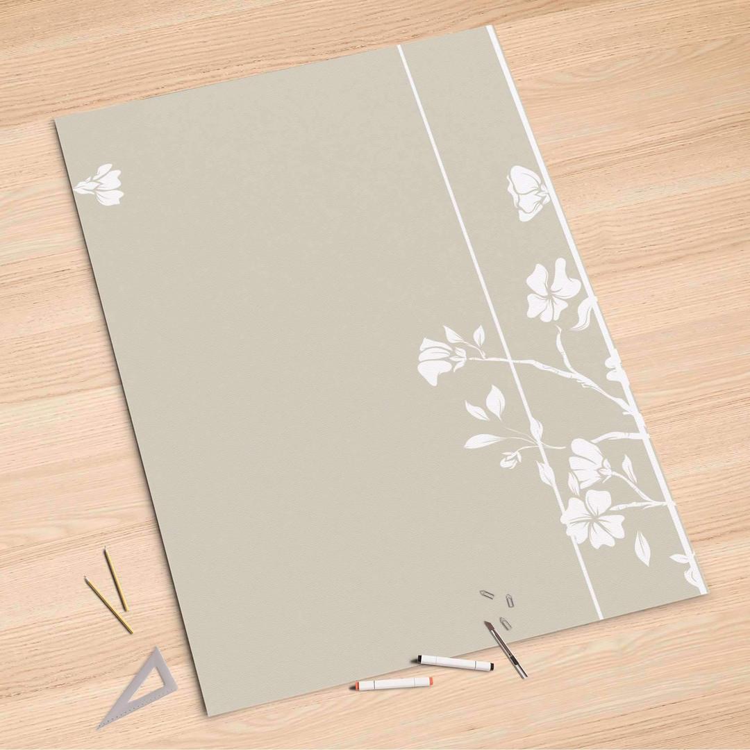 Folienbogen (100x150cm) - Florals Plain 3 - CR106164