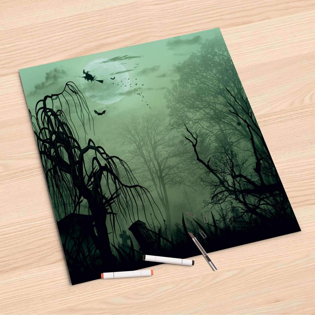 Folienbogen (60x60cm) - Witchcraft - CR107241