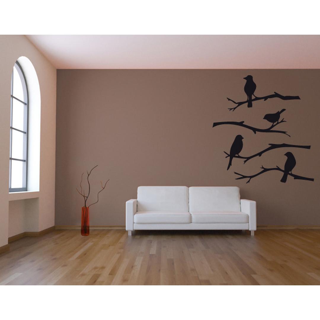 Wandtattoo Vögel - TD16192