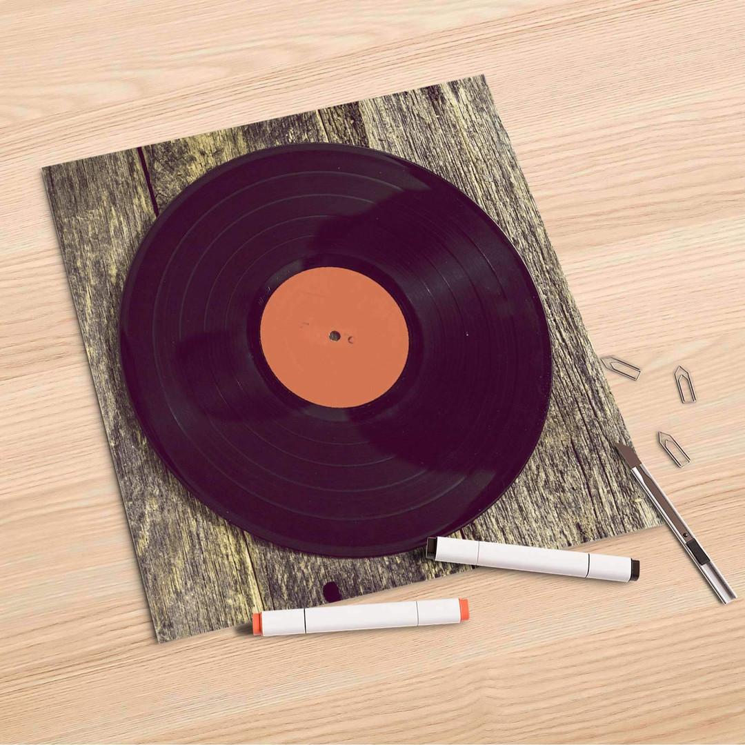 Folienbogen (30x30cm) - Vinyl - CR106984