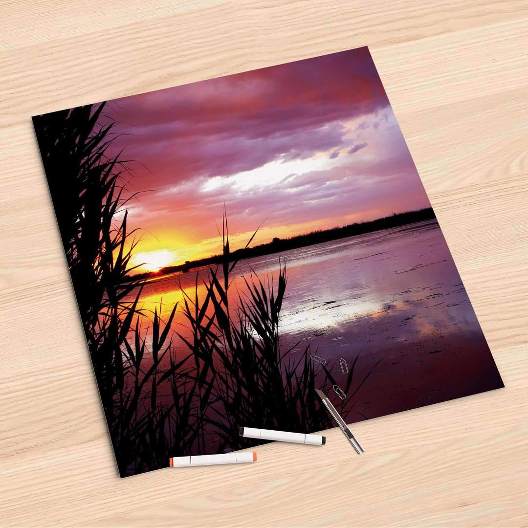 Folienbogen (60x60cm) - Dream away - CR107052