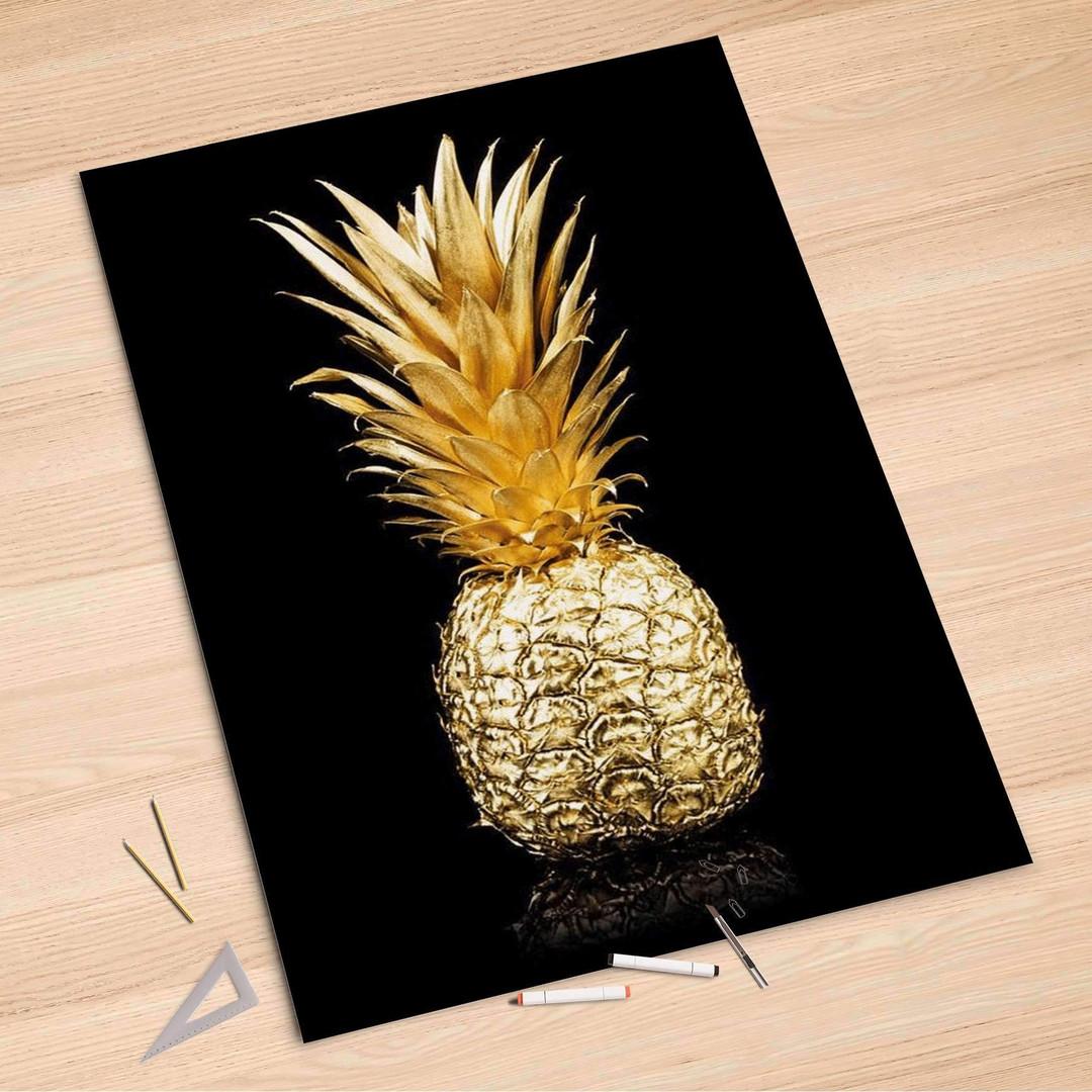 Folienbogen (100x150cm) - Goldenes Früchtchen - CR106182
