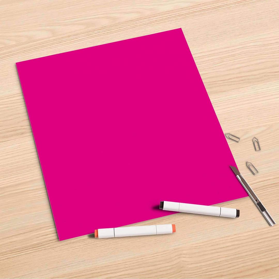 Folienbogen (30x30cm) - Pink Dark - CR106905