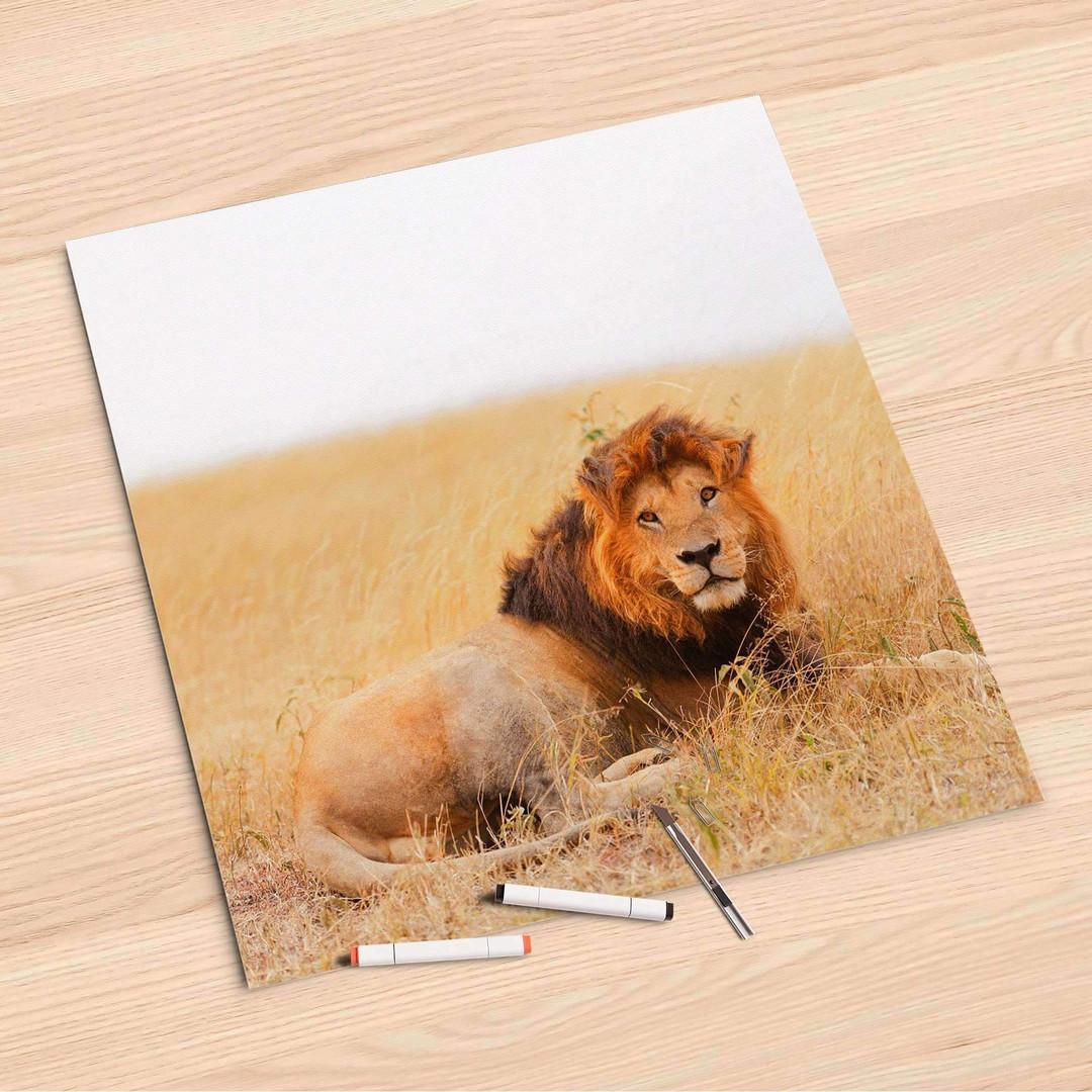 Folienbogen (60x60cm) - Lion King - CR107120