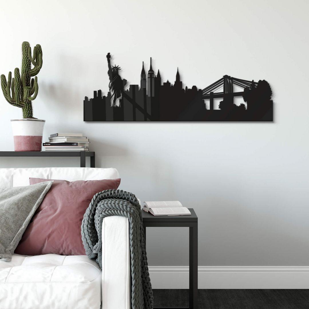 Acryldeko Skyline New York - WA251506