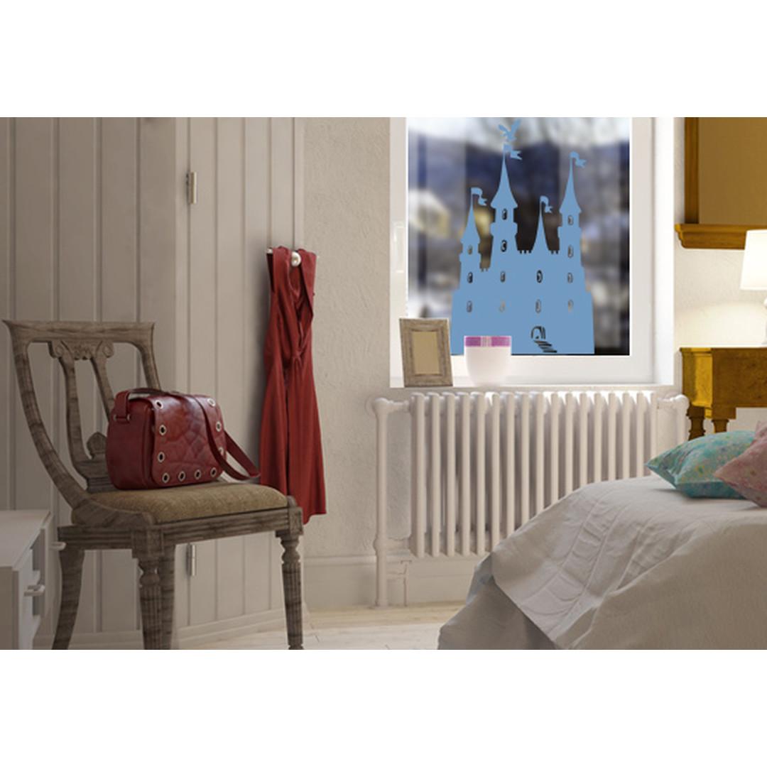 Glasdekor Zauberschloss - CG10384