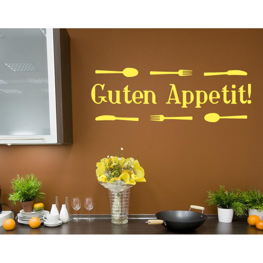 Wandtattoo Guten Appetit 2 - TD16032