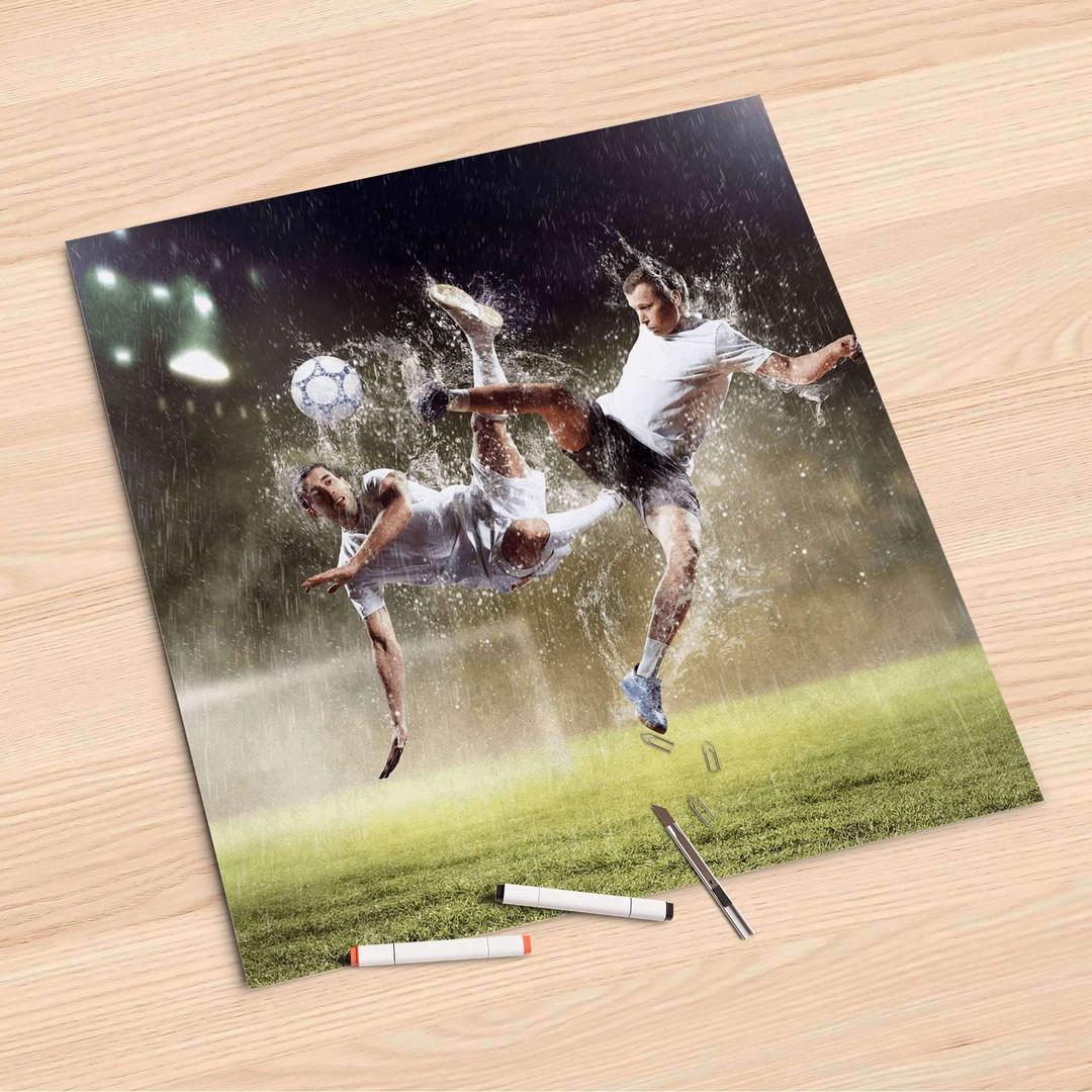 Folienbogen (60x60cm) - Soccer - CR107188