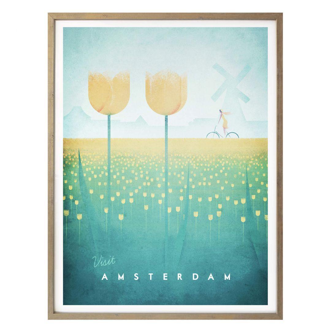 Poster Rivers - Amsterdam - WA258849