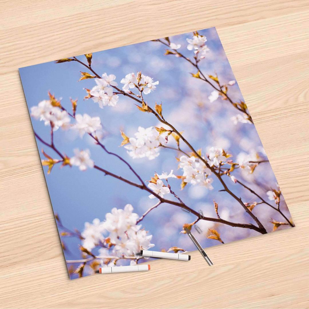Folienbogen (60x60cm) - Apple Blossoms - CR107010