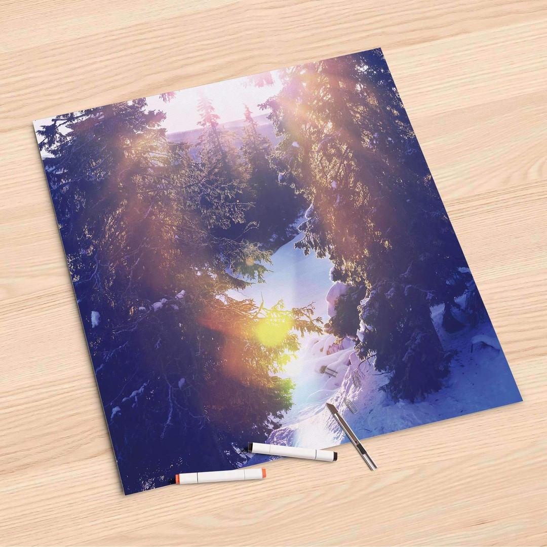 Folienbogen (60x60cm) - Lichtflut - CR107118