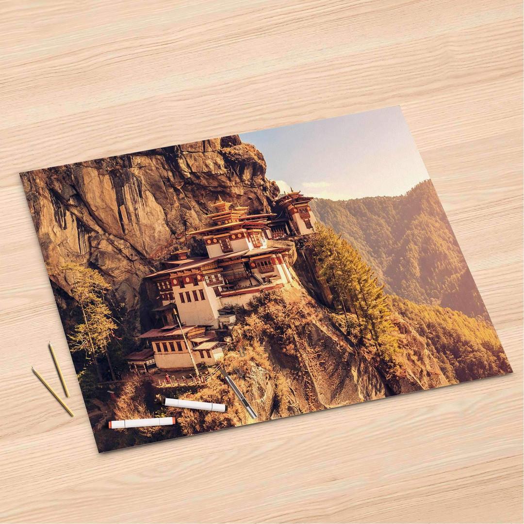 Folienbogen (120x80cm) - Bhutans Paradise - CR106334