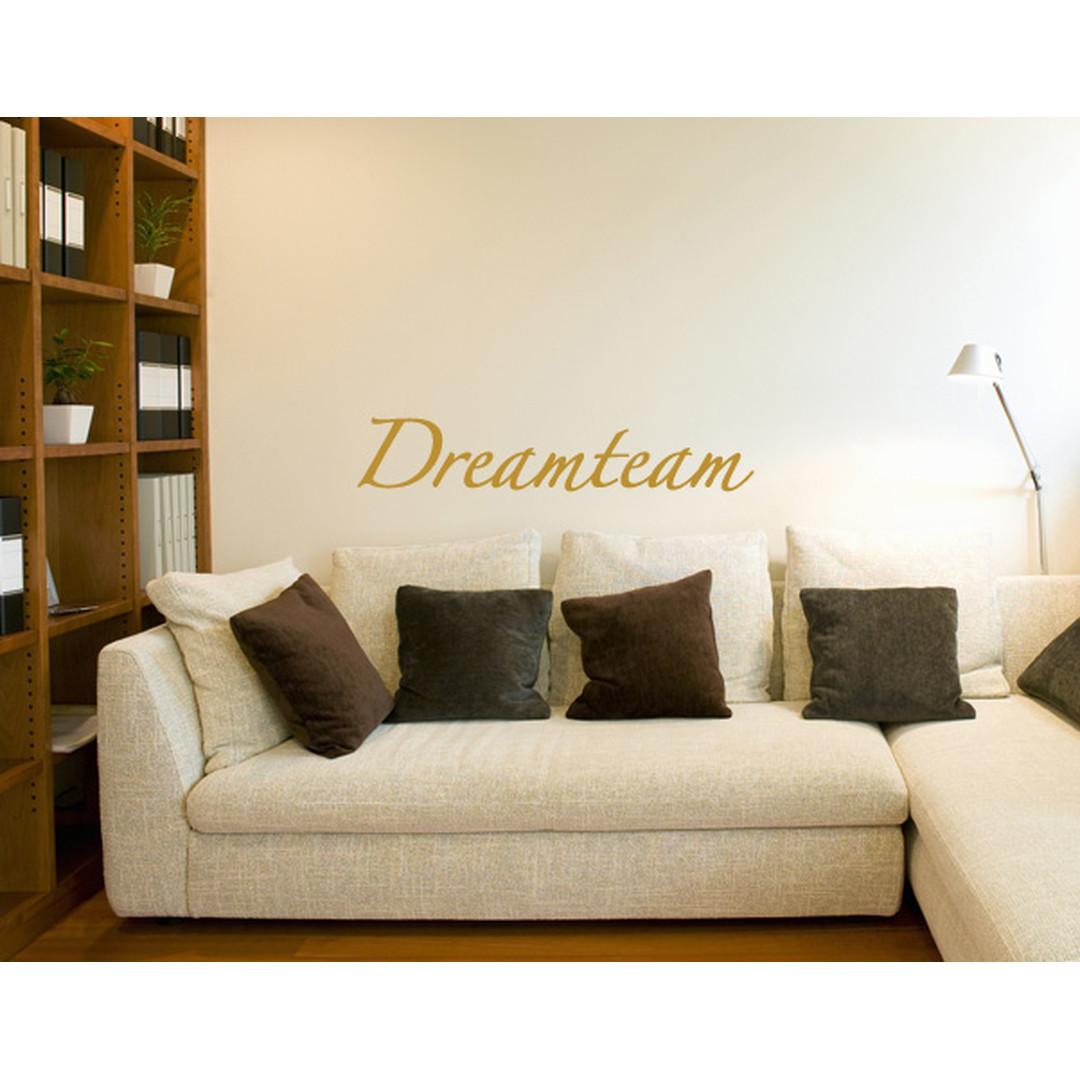 Wandtattoo Dreamteam - TD16040