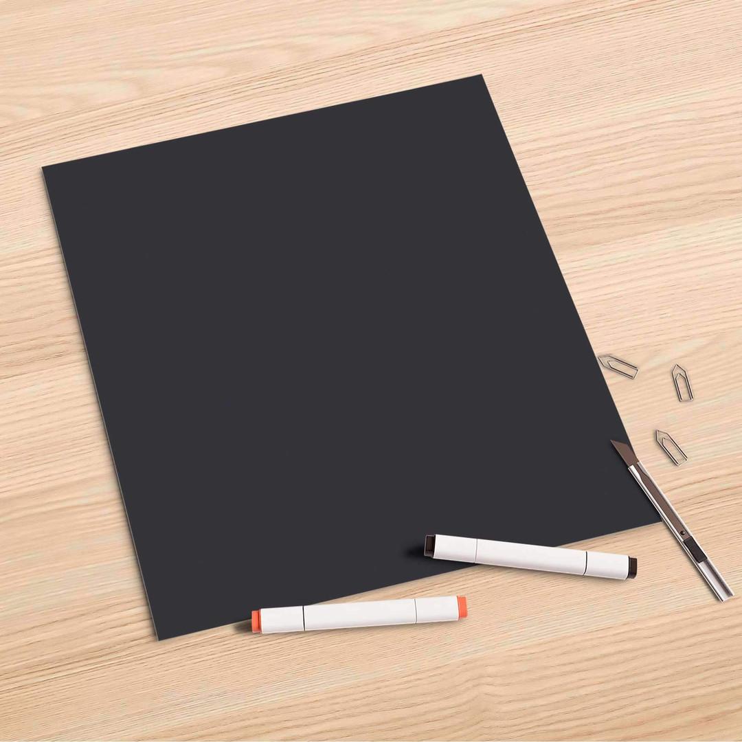 Folienbogen (30x30cm) - Grau Dark - CR106840