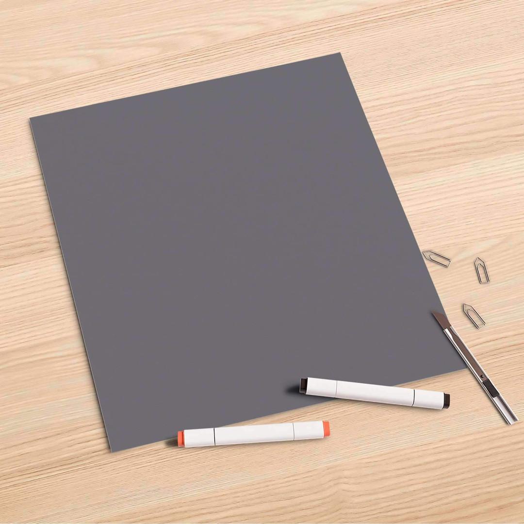 Folienbogen (30x30cm) - Grau Light - CR106841