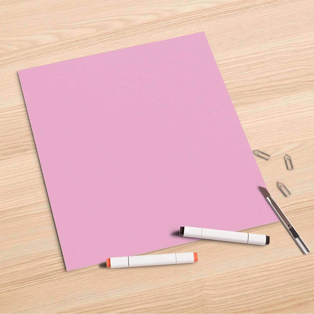 Folienbogen (30x30cm) - Pink Light - CR106906