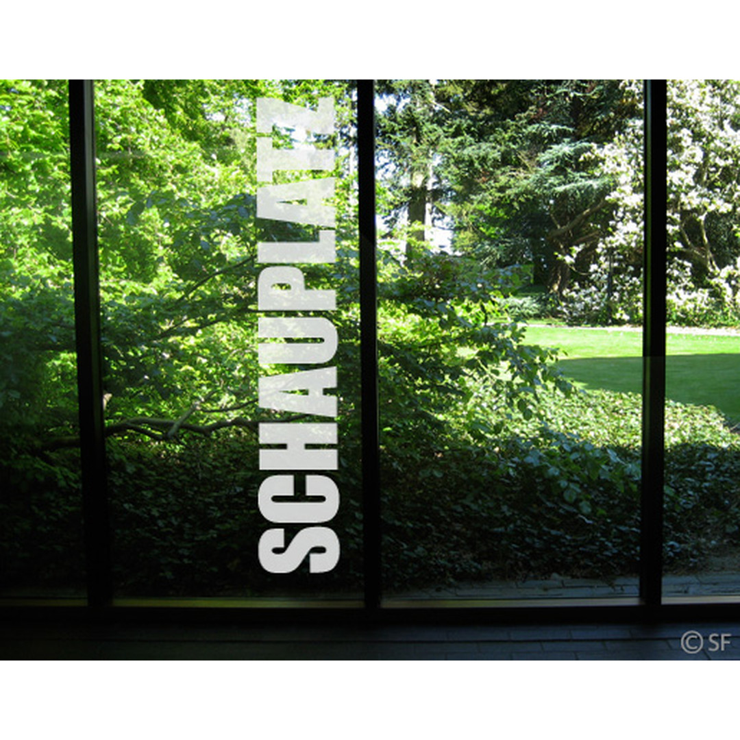 Glasdekor Schauplatz II - CG10217