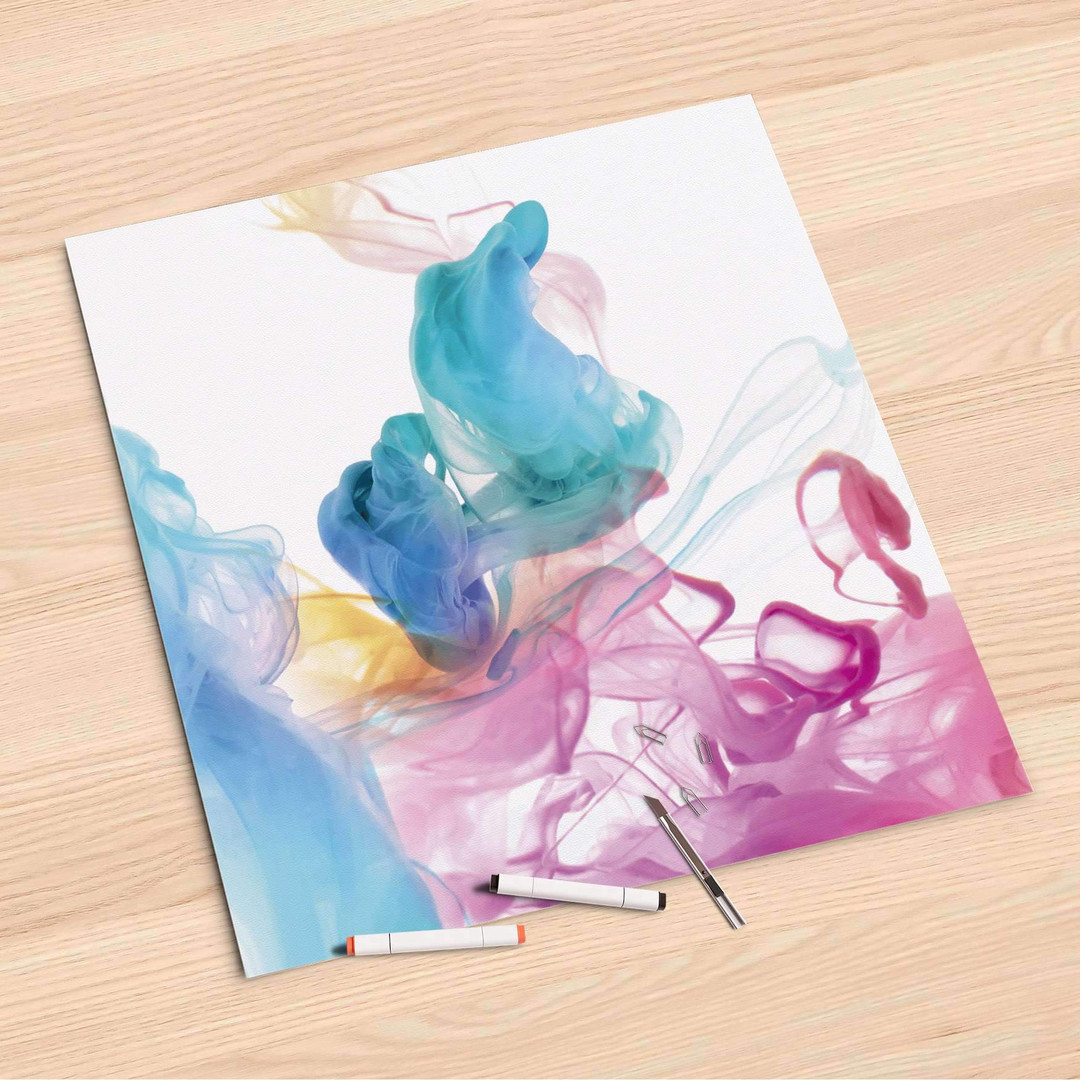 Folienbogen (60x60cm) - Holi Dust - CR107109