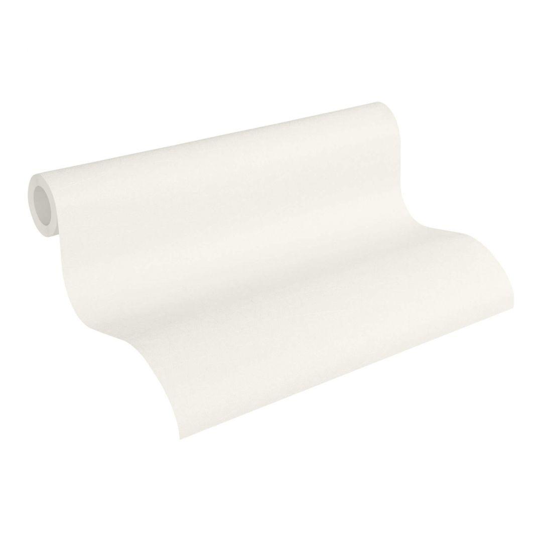 Vliestapete Premium Wall Tapete Unitapete creme, metallic - WA251092